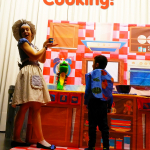 """ENGLISH THEATRE PLAY IN 1º & 2º PRIMARY: """"COOKING COOKIES!"""""""